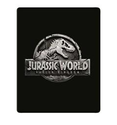 Jurassic World - Fallen Kingdom (hmv Exclusive) 4K Ultra HD Steelbook - 1