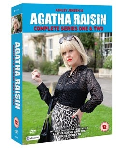 Agatha Raisin: Complete Series One & Two - 2