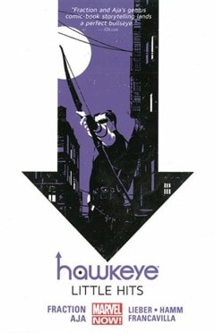 Hawkeye Vol. 2: Little Hits - 1