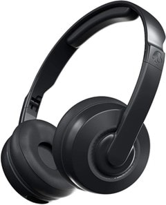 Skullcandy Cassette Black Bluetooth Headphones - 1