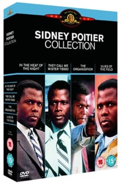 Sidney Poitier Collection - 1