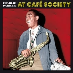At Cafe Society - 1