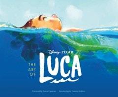 The Art of Luca (Hardback) - 1