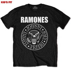 Ramones: Presidential Seal (Kids Tee) (3-4YR) - 1