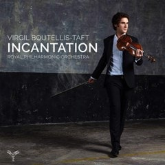 Virgil Boutellis-Taft: Incantation - 1