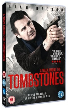 A Walk Among the Tombstones - 2
