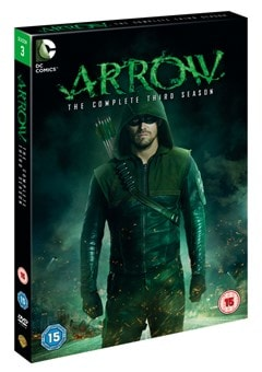 Arrow: The Complete Third Season - 2