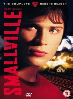 Smallville: The Complete Second Season - 1