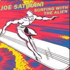 Surfing With the Alien - 1