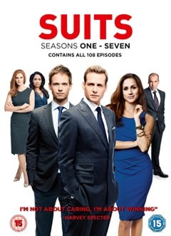 Suits: Seasons One - Seven - 1