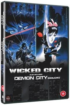 Wicked City/Demon City Shinjuku - 2