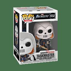 Taskmaster (632) Avengers Gamerverse Marvel Pop Vinyl - 2