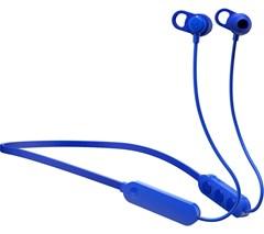 Skullcandy Jib+ Blue Bluetooth Earphones - 1