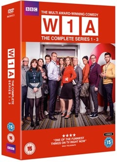 W1A: The Complete Series 1-3 - 2
