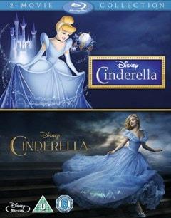 Cinderella: 2-movie Collection - 1