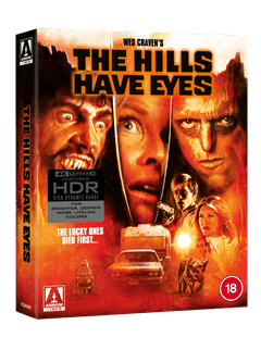 The Hills Have Eyes Limited Collector's Edition - 3