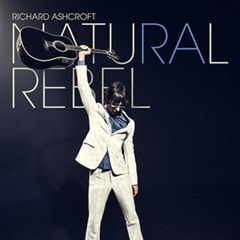 Natural Rebel - Limited Edition Orange Vinyl - 2