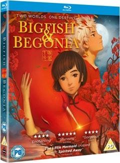 Big Fish and Begonia - 2