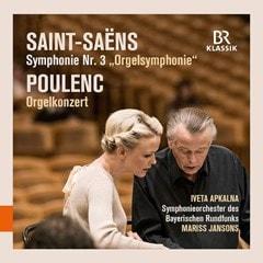 Saint-Saens: Symphonique Nr. 3/Poulenc: Orgelkonzert - 1