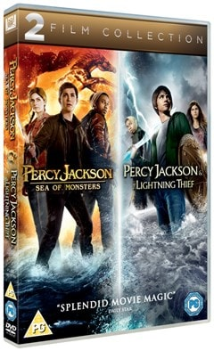 Percy Jackson and the Lightning Thief/Percy Jackson: Sea of ... - 2