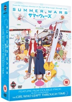 Summer Wars/The Girl Who Leapt Through Time - 1