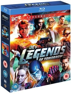DC's Legends of Tomorrow: Seasons 1-2 - 2