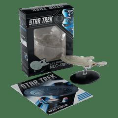 Star Trek USS Enterprise NCC-1701-D: Next Generation: Hero Collector - 1