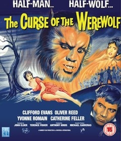 The Curse of the Werewolf - 1