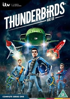 Thunderbirds Are Go: Complete Series 1 - 1