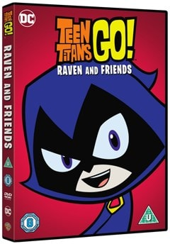 Teen Titans Go!: Raven and Friends - 2
