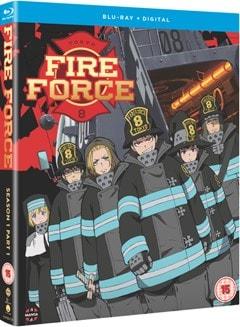 Fire Force: Season 1 - Part 1 - 2
