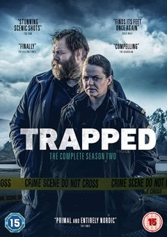 Trapped: The Complete Series Two - 1