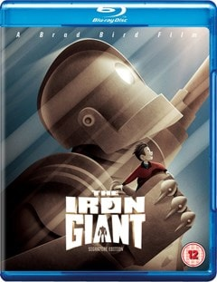 The Iron Giant: Signature Edition - 1