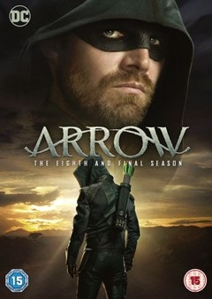 Arrow: The Eighth and Final Season - 1