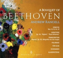 Andrew Rangell: A Bouquet of Beethoven - 1