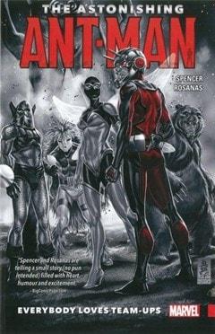 The Astonishing Ant-Man Vol. 1: Everybody Loves Team-Ups - 1