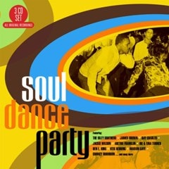 Soul Dance Party: The Absolutely Essential Collection - 1