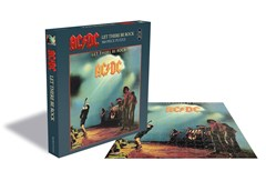 AC/DC: Let There Be Rock: 500 Piece Jigsaw Puzzle - 1