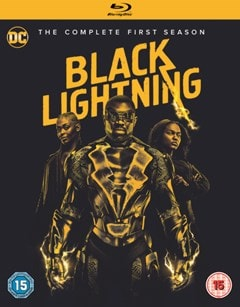 Black Lightning: The Complete First Season - 1