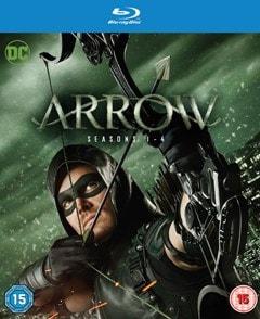 Arrow: Seasons 1-4 - 1