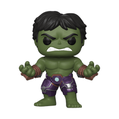 Hulk (629) Avengers Gamerverse Marvel Pop Vinyl - 1