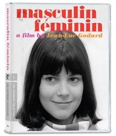 Masculin Feminin - The Criterion Collection - 2