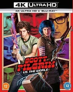 Scott Pilgrim Vs. The World - 1