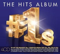 The Hits Album: The #1s Album - 1