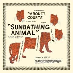 Sunbathing Animal - 1