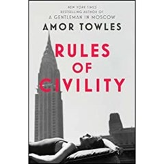 Rules Of Civility - 1