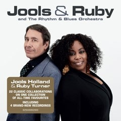 Jools & Ruby and the Rhythm & Blues Orchestra - 1