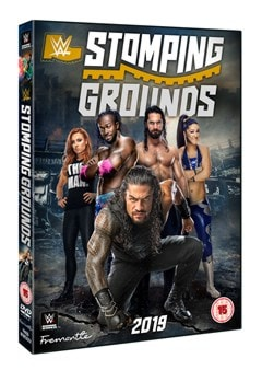 WWE: Stomping Grounds 2019 - 2