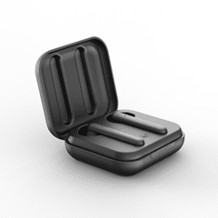 Urbanista Stockholm Plus Midnight Black True Wireless Bluetooth Earphones - 2