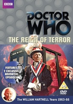 Doctor Who: The Reign of Terror - 1